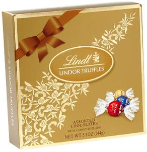 Lindor Truffles Assorted gift box